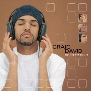 "Craig David ""Born to do"" album cover"